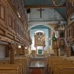 Keula St. Trinitatis Kirche Innenansicht www