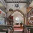 Rockstedt Kirche innen www