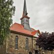 Kirche Jechaburg Außenansicht www