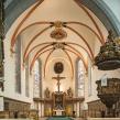 Sondershausen Trinitatis Innenansicht www