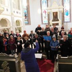 Bad Frankenhausen Chor