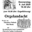 Frankenhausen Orgelandacht 2020