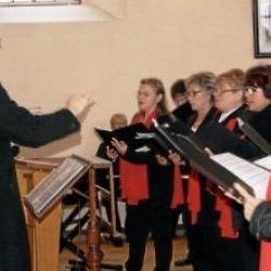 Kirchenchor Menterode Holzthaleben