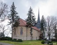 Oberkirche Körner Außenansicht www