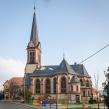 Kirche Stockhausen Außenansicht www