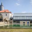 Klosterkirche Volkenroda Außenansicht www