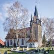 Kirche Holzsußra Außenansicht www